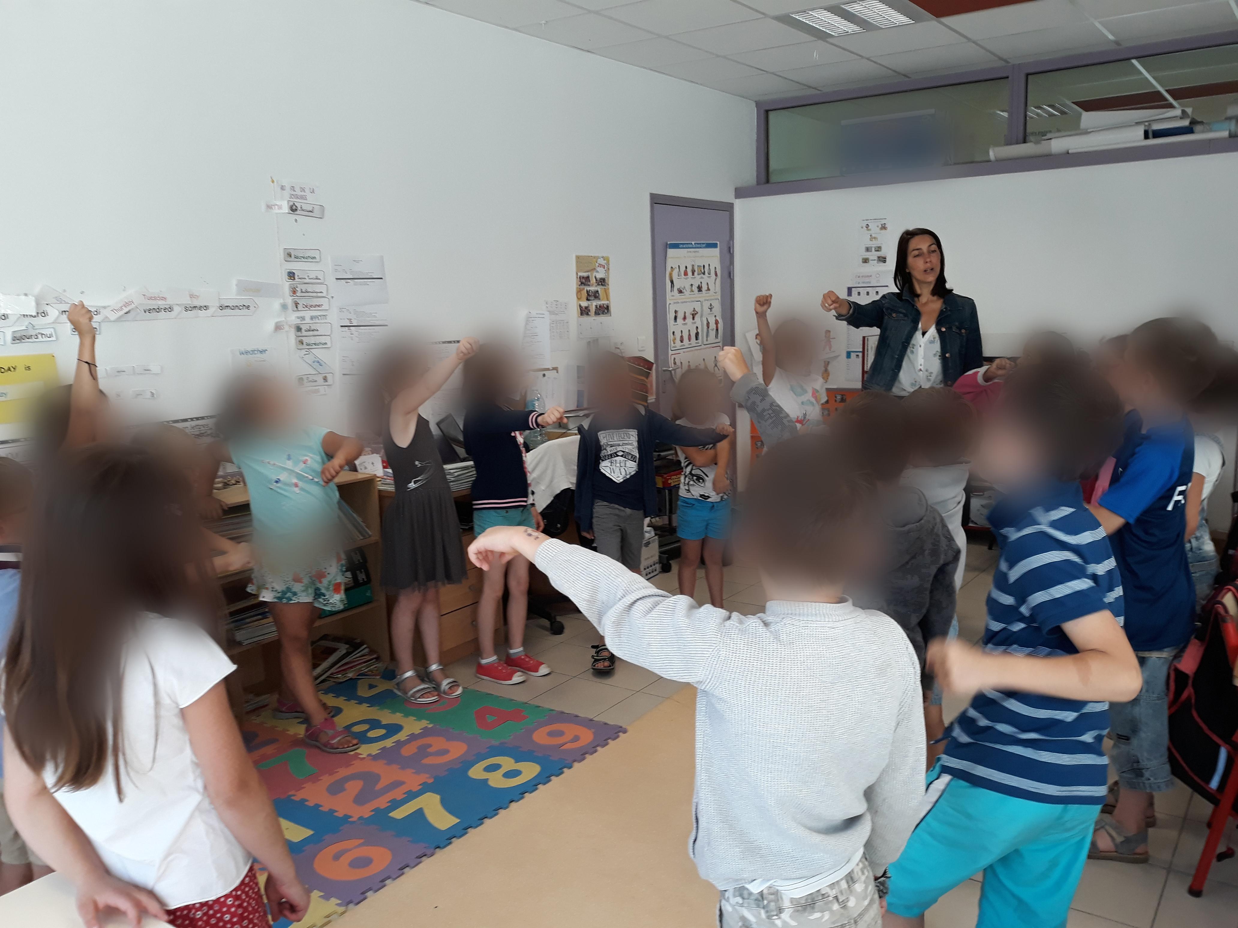 Sophrologie école primaire